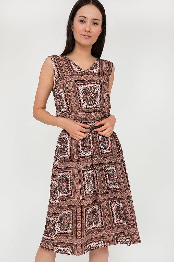 Платье женское, Модель S20-12007, Фото №1