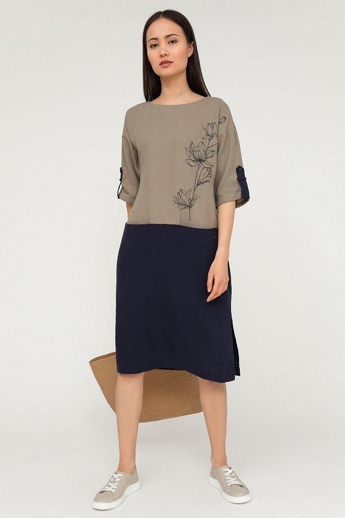 Платье женское, Модель S20-12028, Фото №3