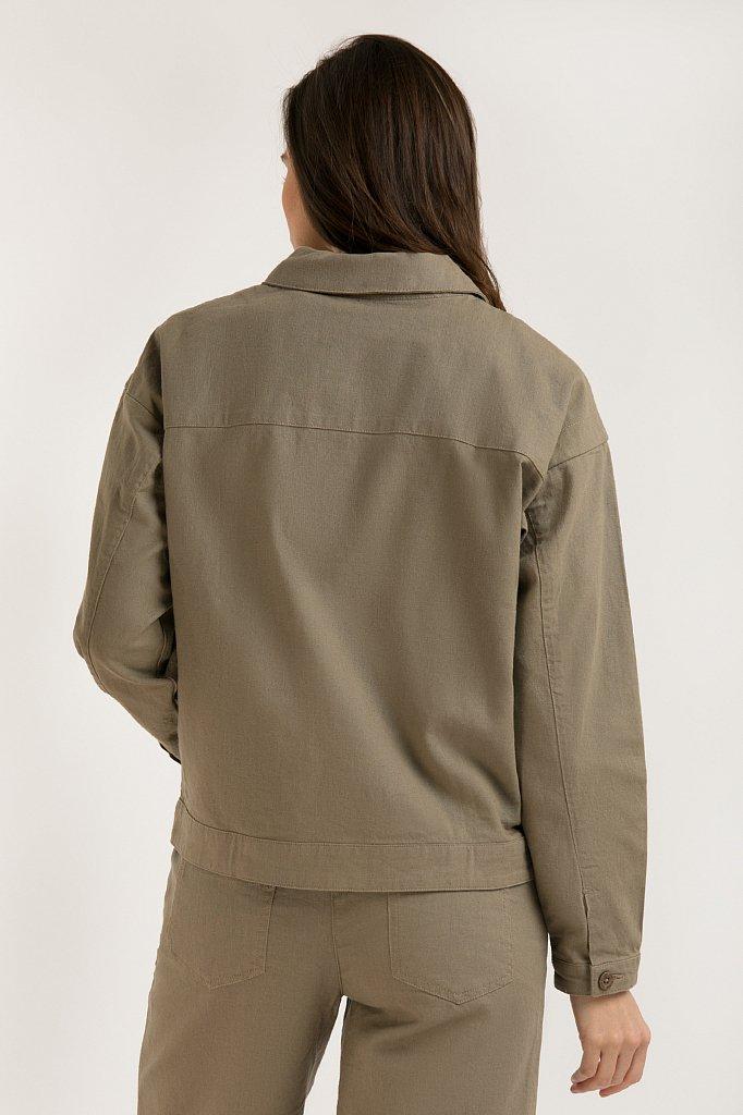 Куртка женская, Модель S20-12057, Фото №5