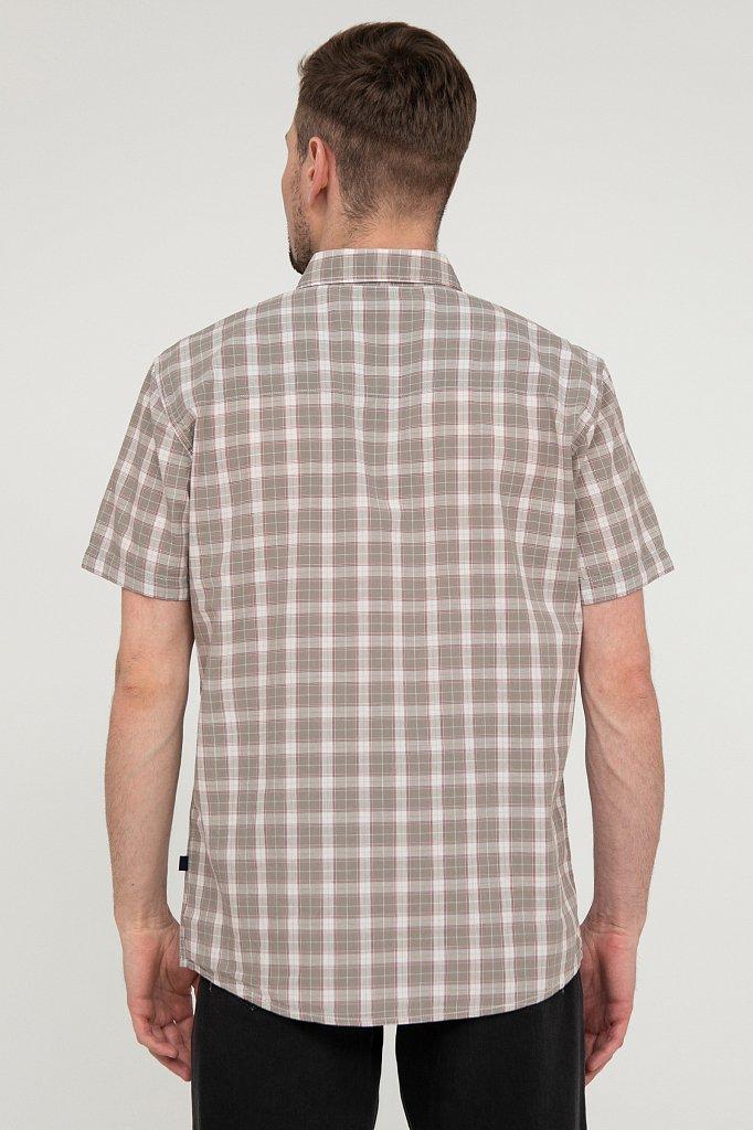 Рубашка мужская, Модель S20-22022, Фото №4