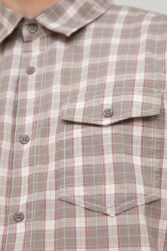 Рубашка мужская, Модель S20-22022, Фото №5
