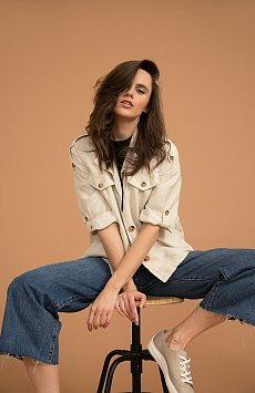 Куртка женская, Модель S20-12000, Фото №1
