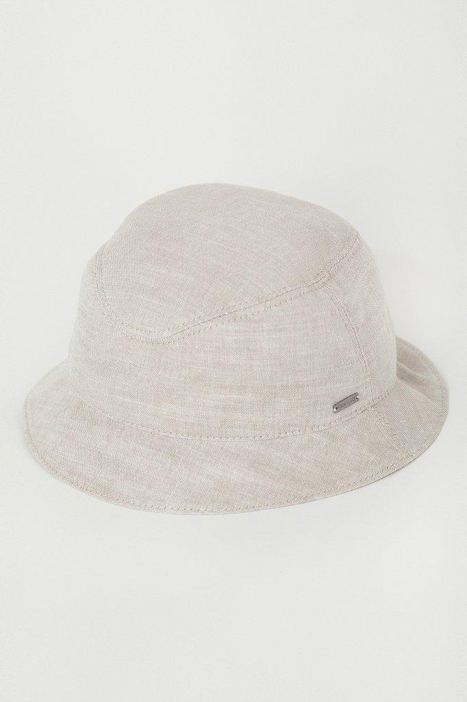 Шляпа мужская, Модель S20-21402, Фото №1