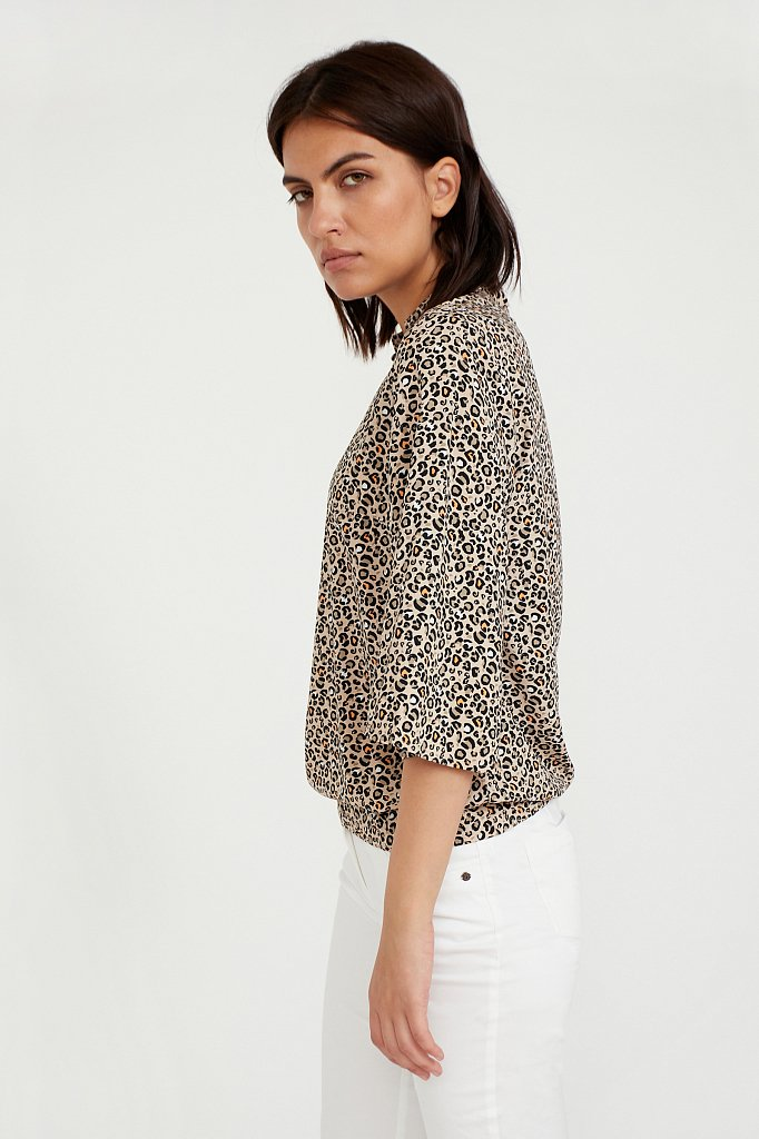 Блузка женская, Модель S20-12098, Фото №4