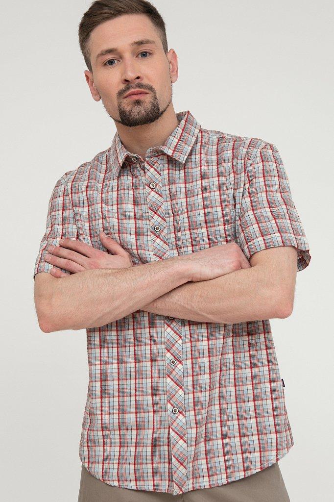 Рубашка мужская, Модель S20-22021, Фото №1