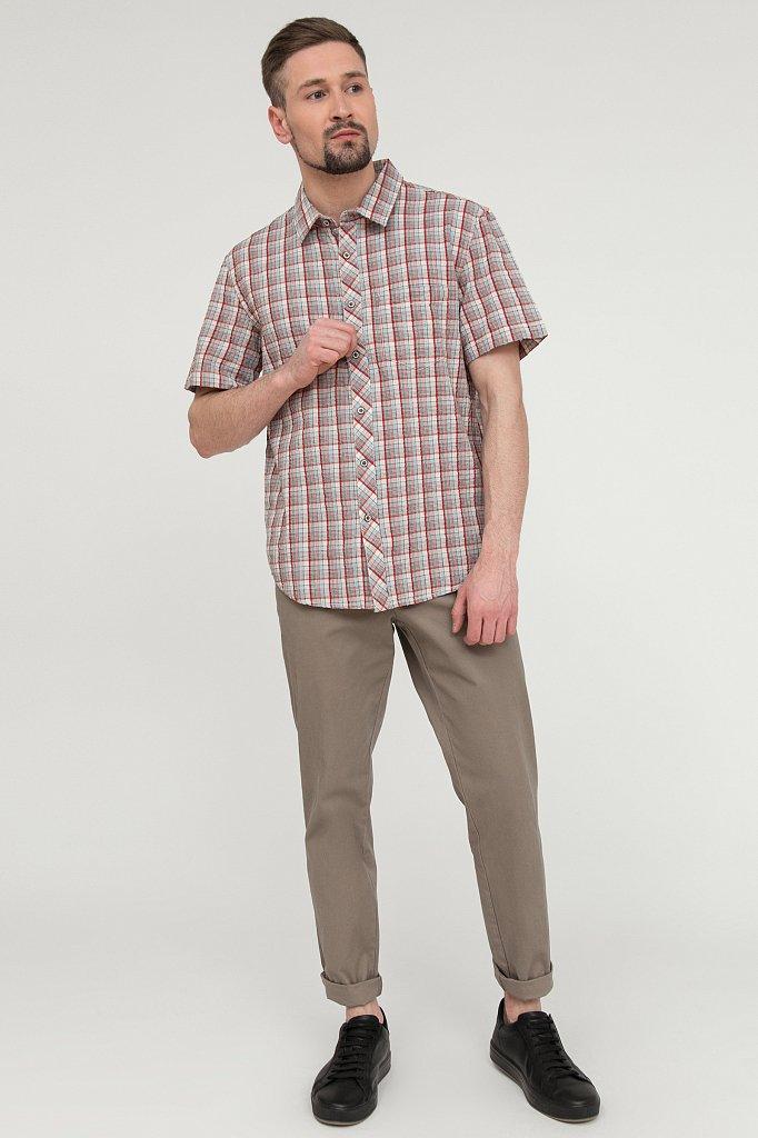 Рубашка мужская, Модель S20-22021, Фото №2