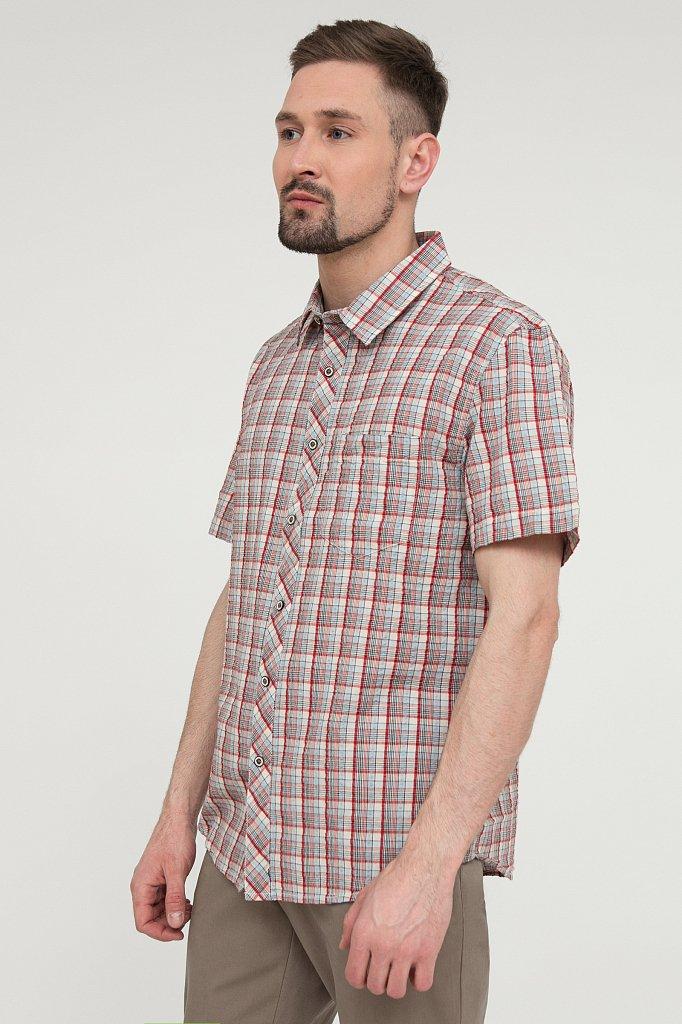 Рубашка мужская, Модель S20-22021, Фото №3
