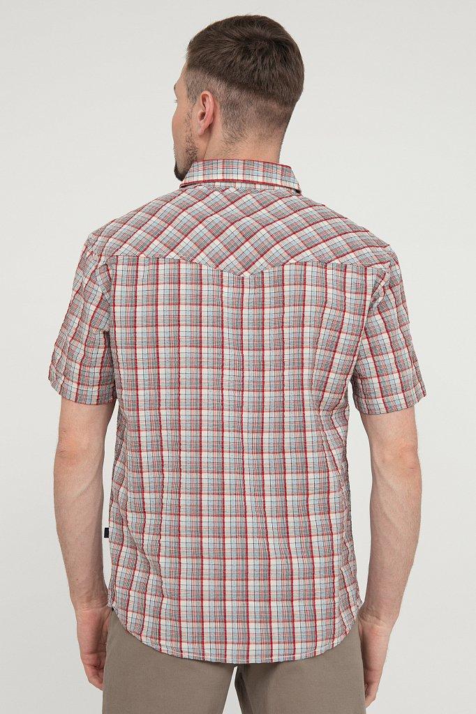Рубашка мужская, Модель S20-22021, Фото №4