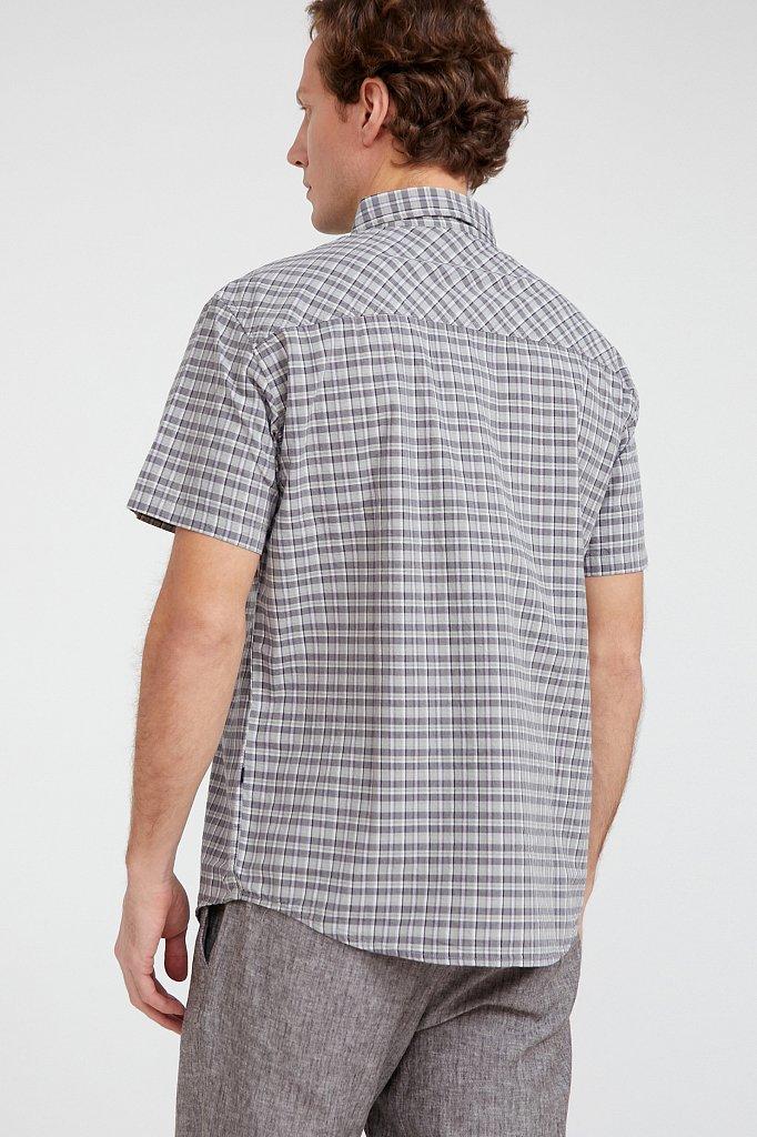 Рубашка мужская, Модель S20-22018, Фото №4