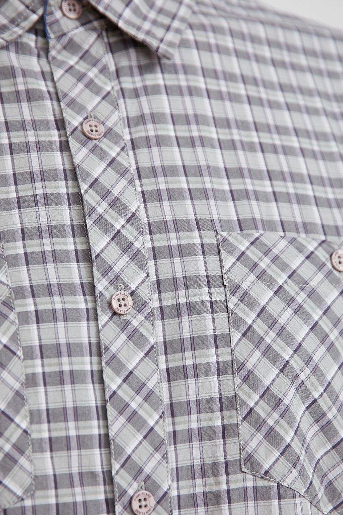 Рубашка мужская, Модель S20-22018, Фото №5