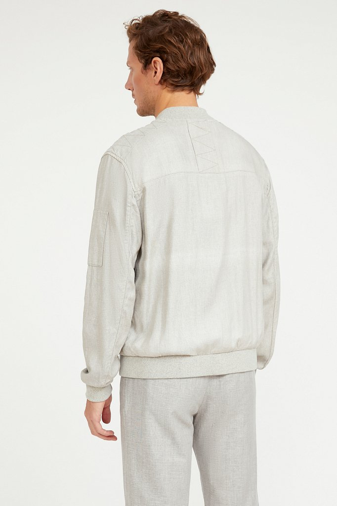 Куртка мужская, Модель S20-42000, Фото №4