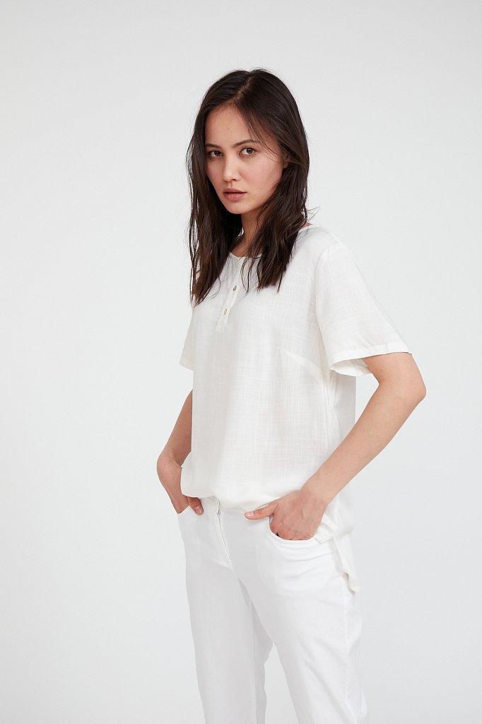 Блузка женская, Модель S20-11014, Фото №3