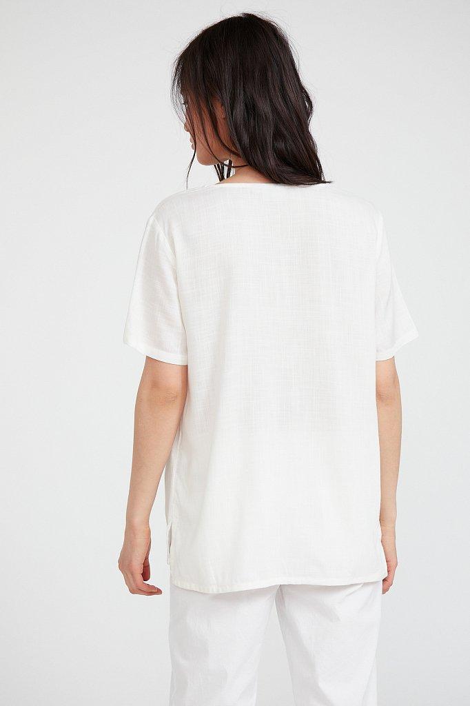 Блузка женская, Модель S20-11014, Фото №4