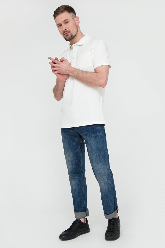 Поло мужское, Модель S20-21028, Фото №2