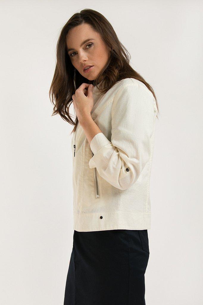 Куртка женская, Модель S20-32039, Фото №4