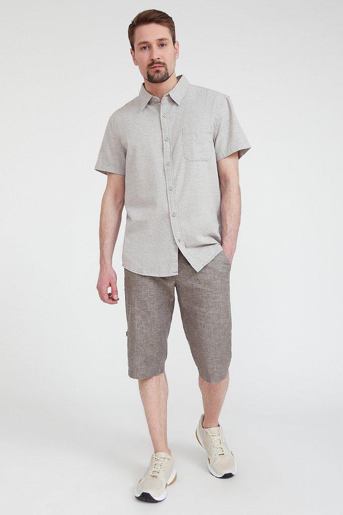 Рубашка мужская, Модель S20-42009, Фото №2
