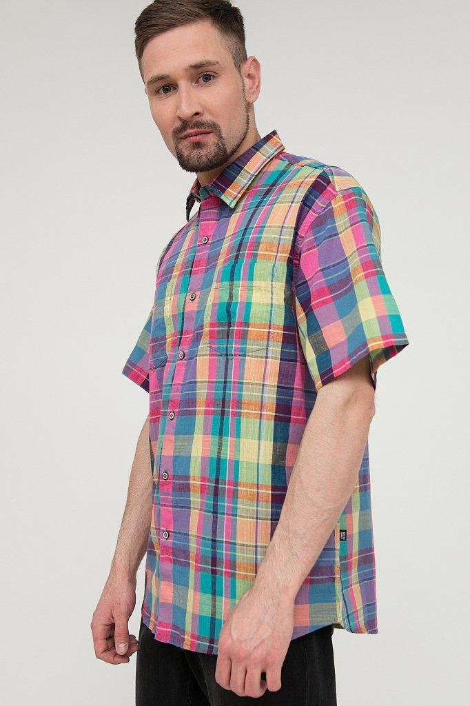 Рубашка мужская, Модель S20-24011, Фото №1