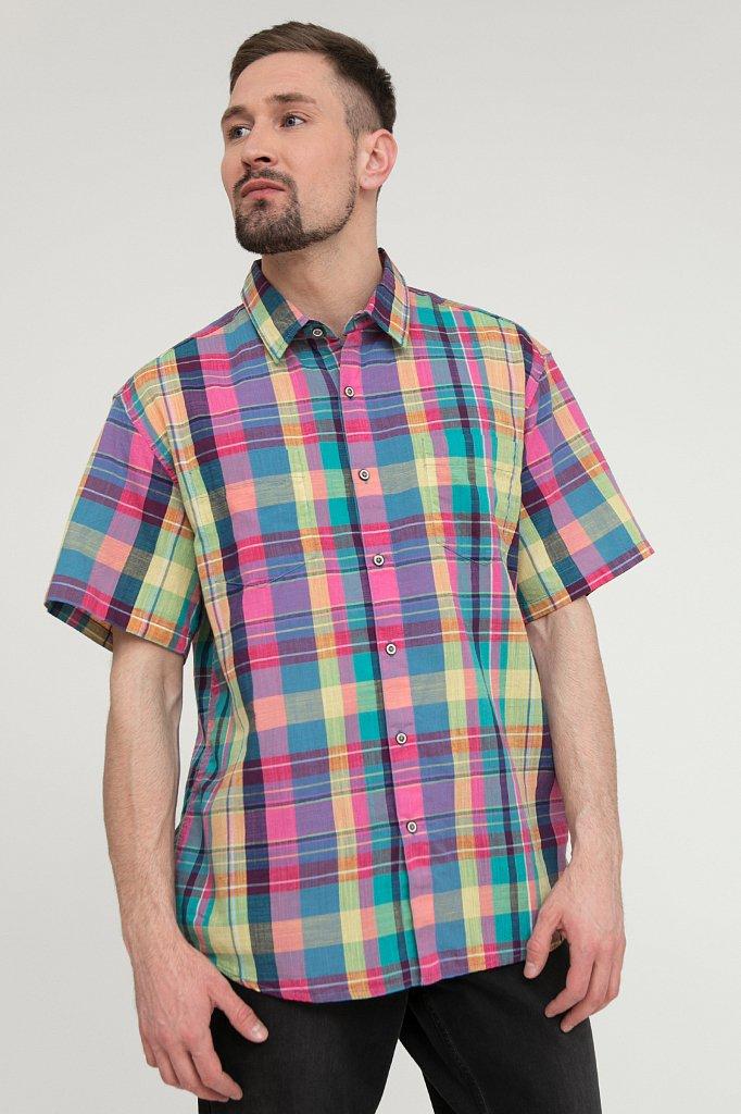 Рубашка мужская, Модель S20-24011, Фото №3