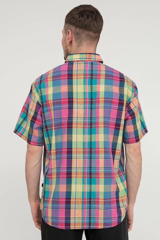 Рубашка мужская, Модель S20-24011, Фото №4