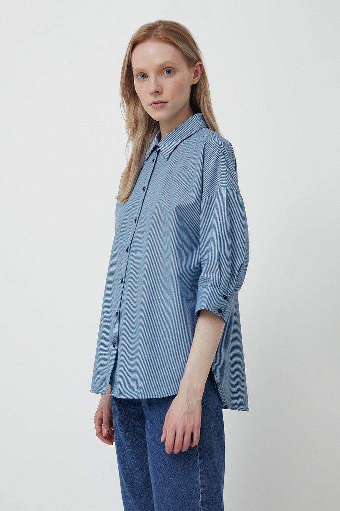 Блузка женская, Модель S21-11003, Фото №1