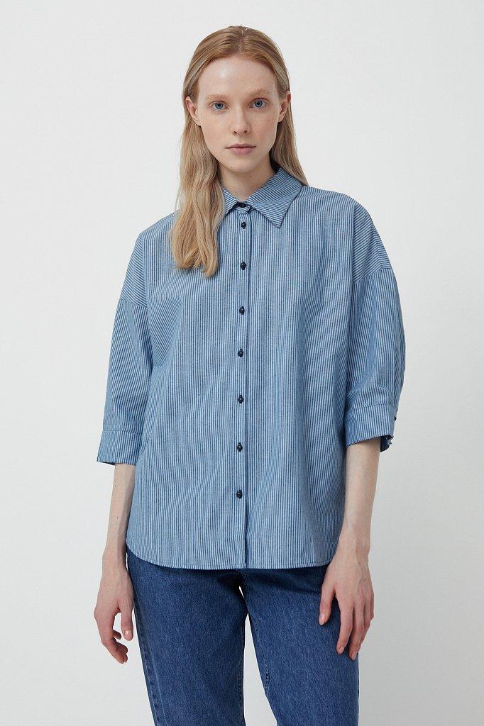 Блузка женская, Модель S21-11003, Фото №2
