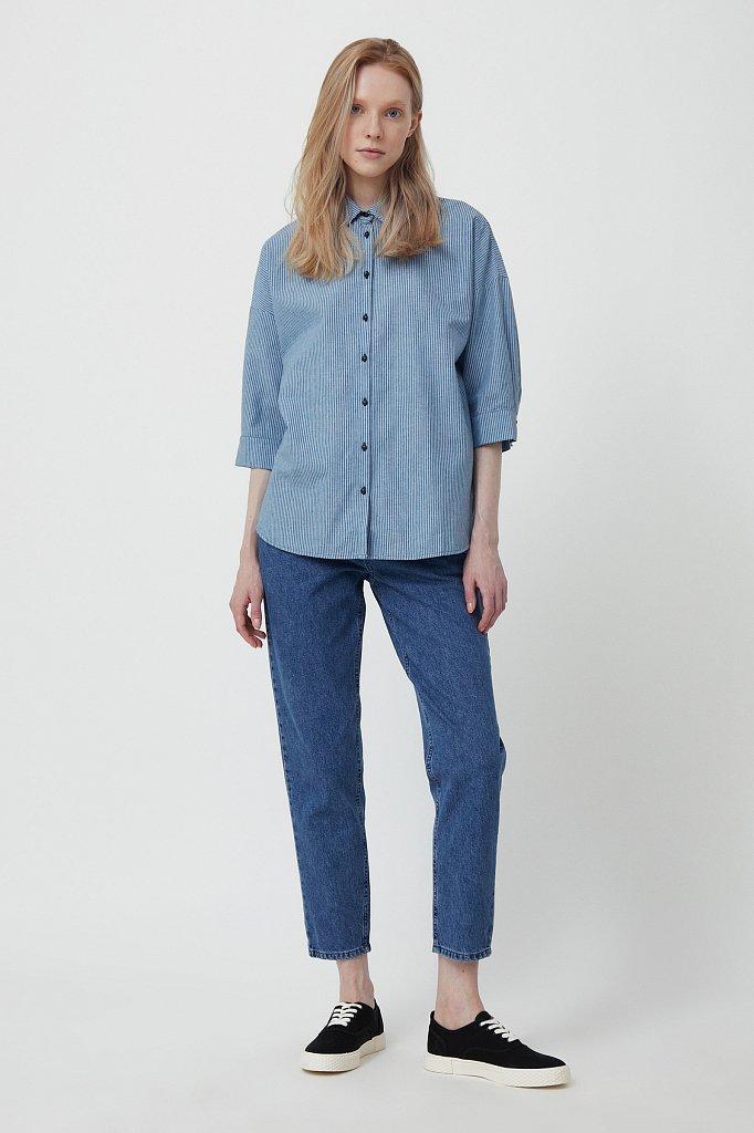 Блузка женская, Модель S21-11003, Фото №3