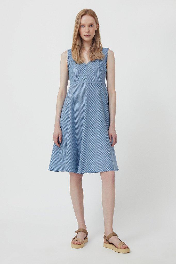 Платье женское, Модель S21-11009, Фото №1