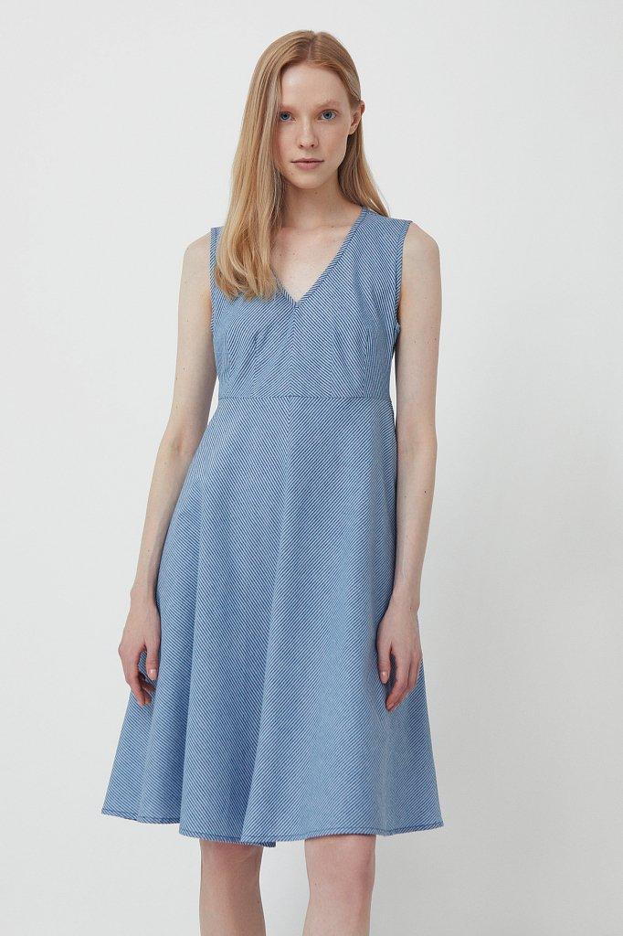 Платье женское, Модель S21-11009, Фото №2