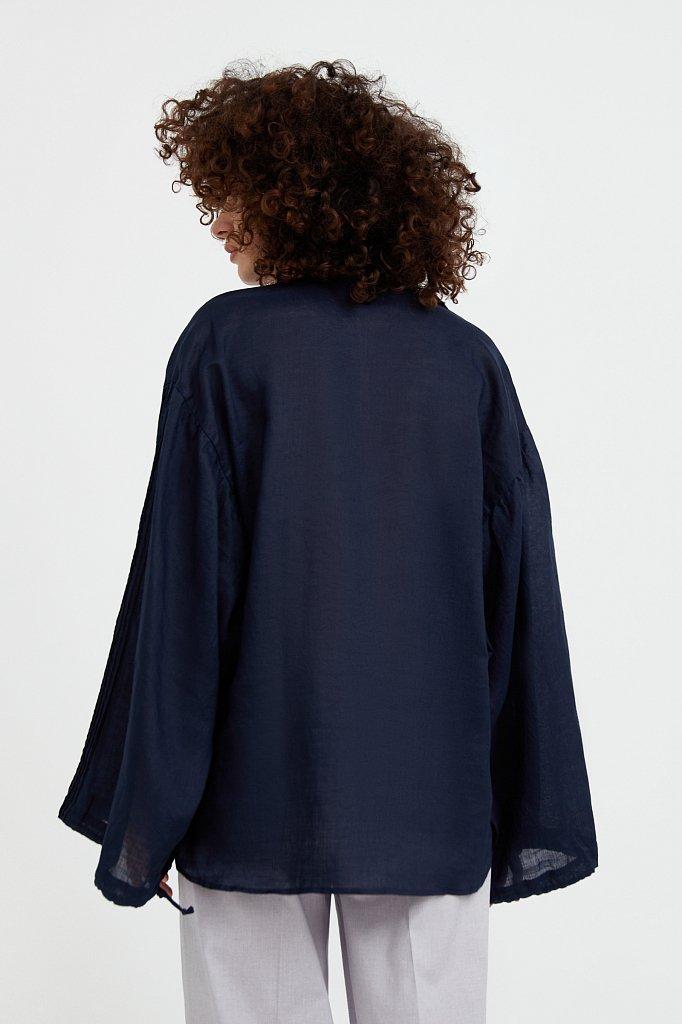 Блузка женская, Модель S21-110114, Фото №4