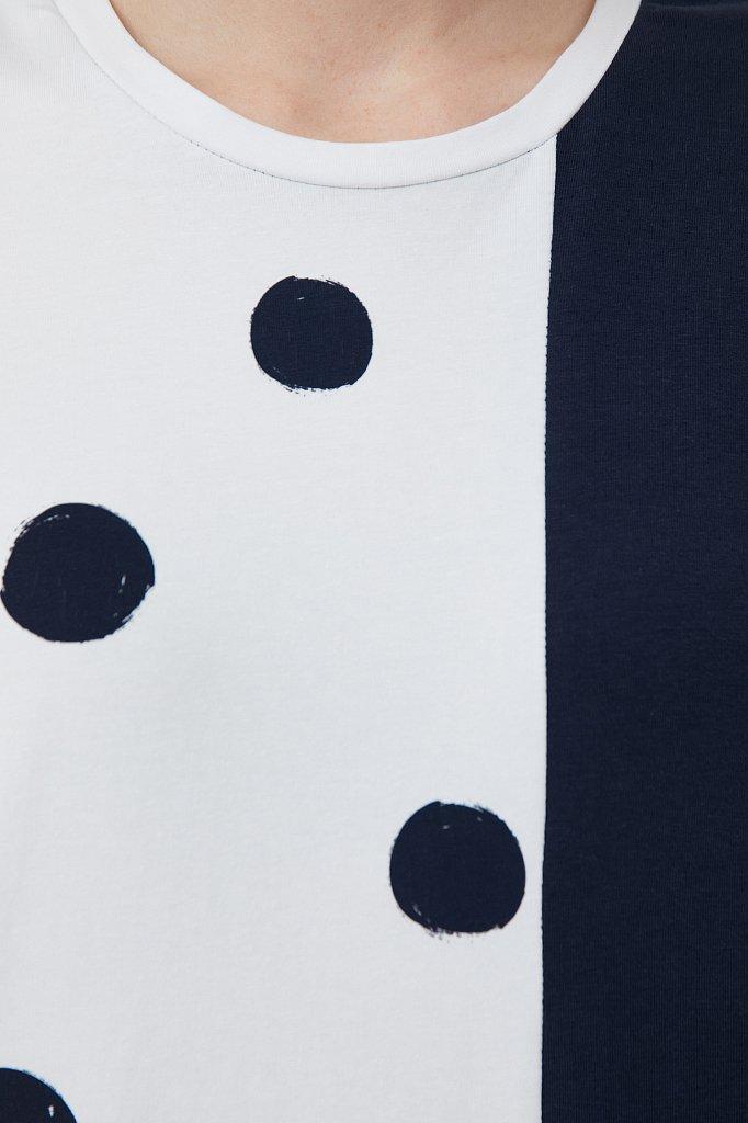Футболка женская, Модель S21-11060, Фото №5