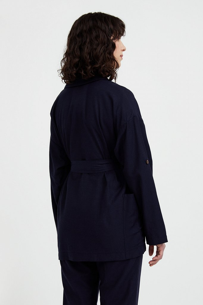 Жакет женский, Модель S21-11061, Фото №4
