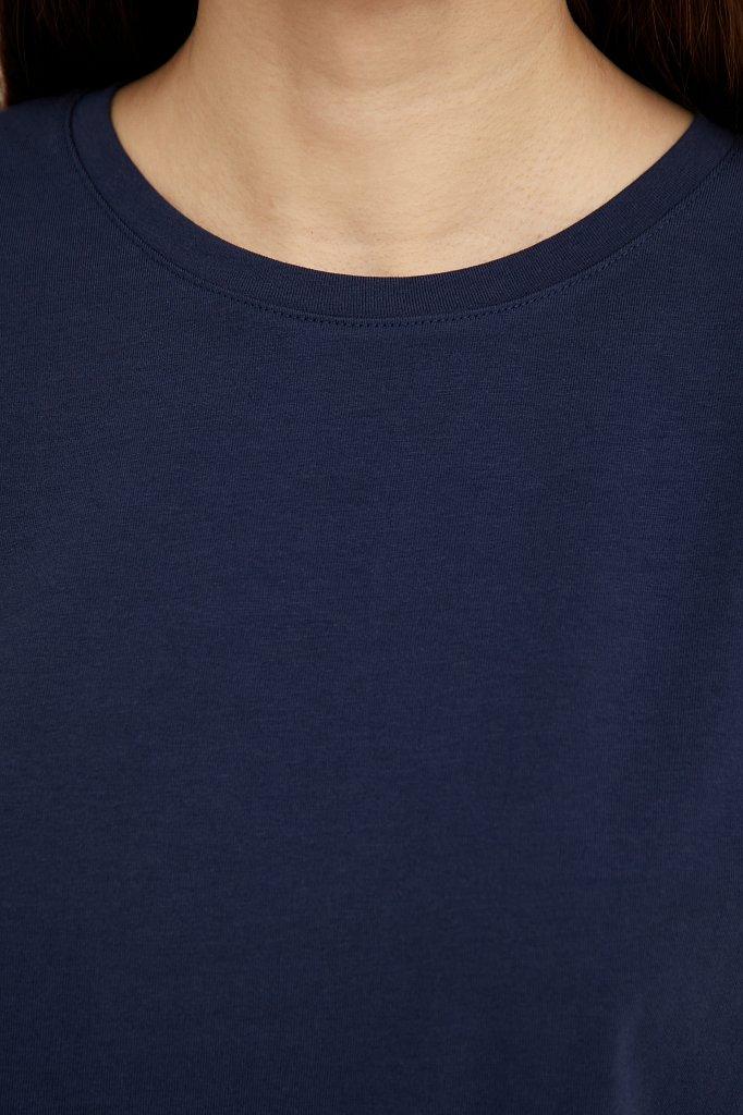 Майка женская, Модель S21-12089, Фото №5