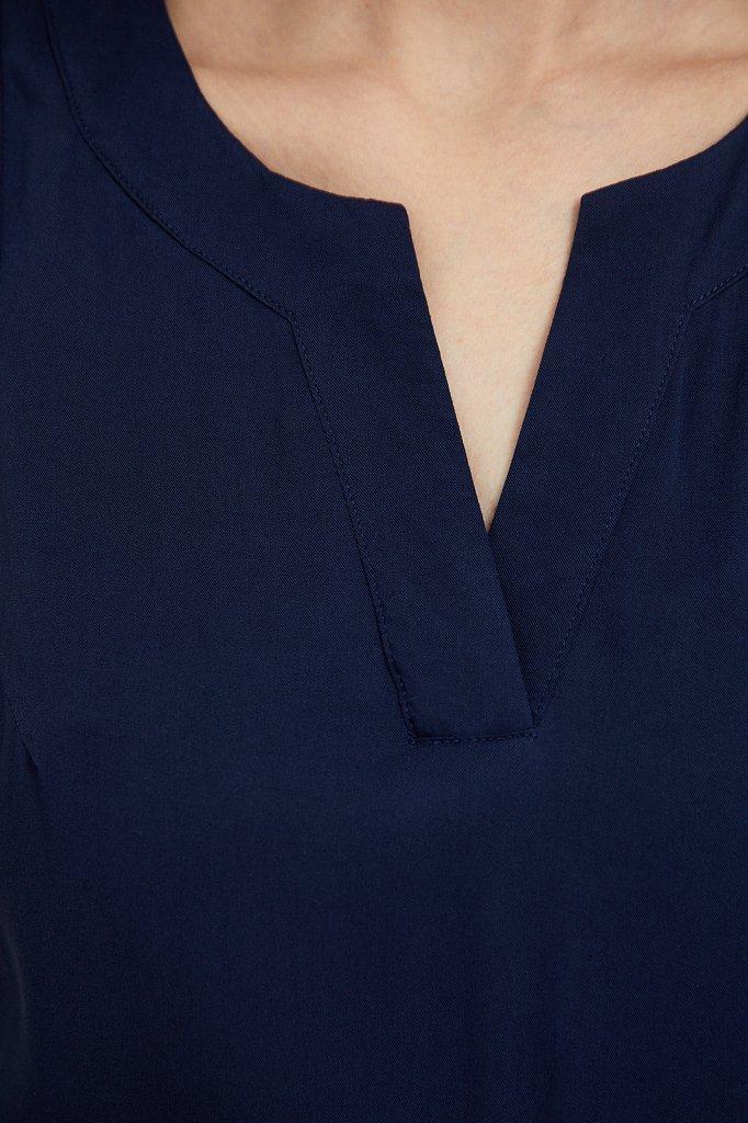 Платье макси без рукавов, Модель S21-12092, Фото №5