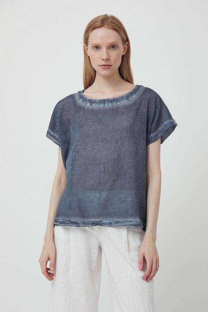 Блузка женская, Модель S21-14023, Фото №2