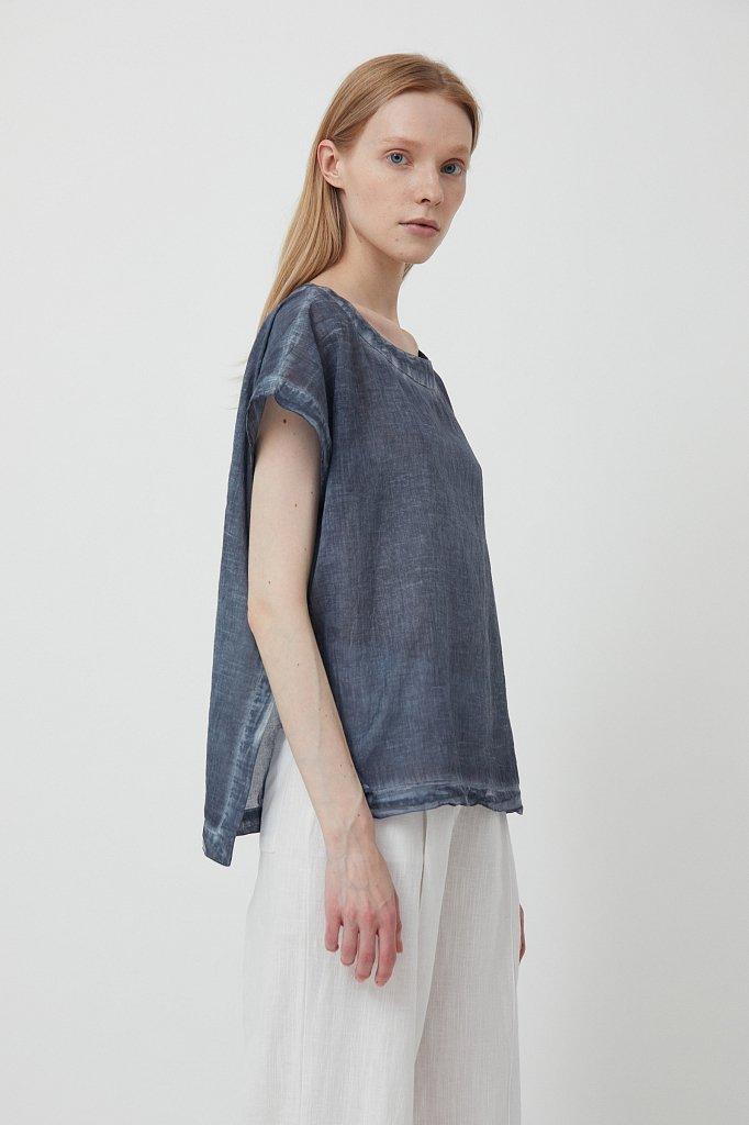 Блузка женская, Модель S21-14023, Фото №3