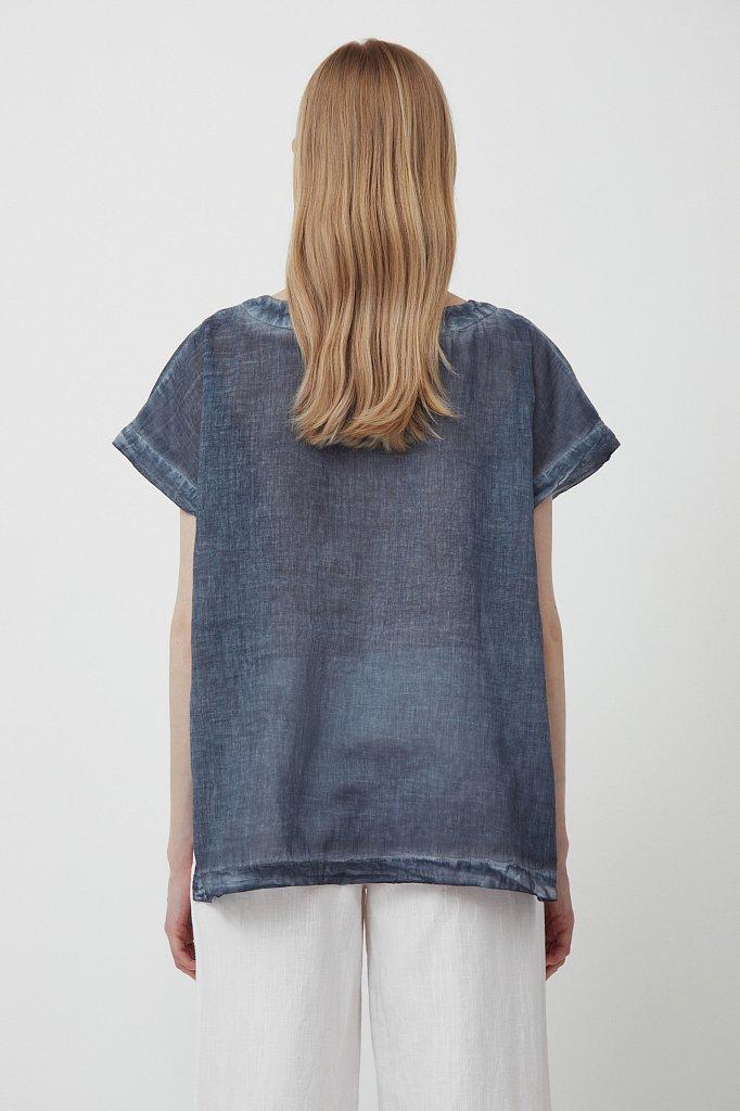 Блузка женская, Модель S21-14023, Фото №4