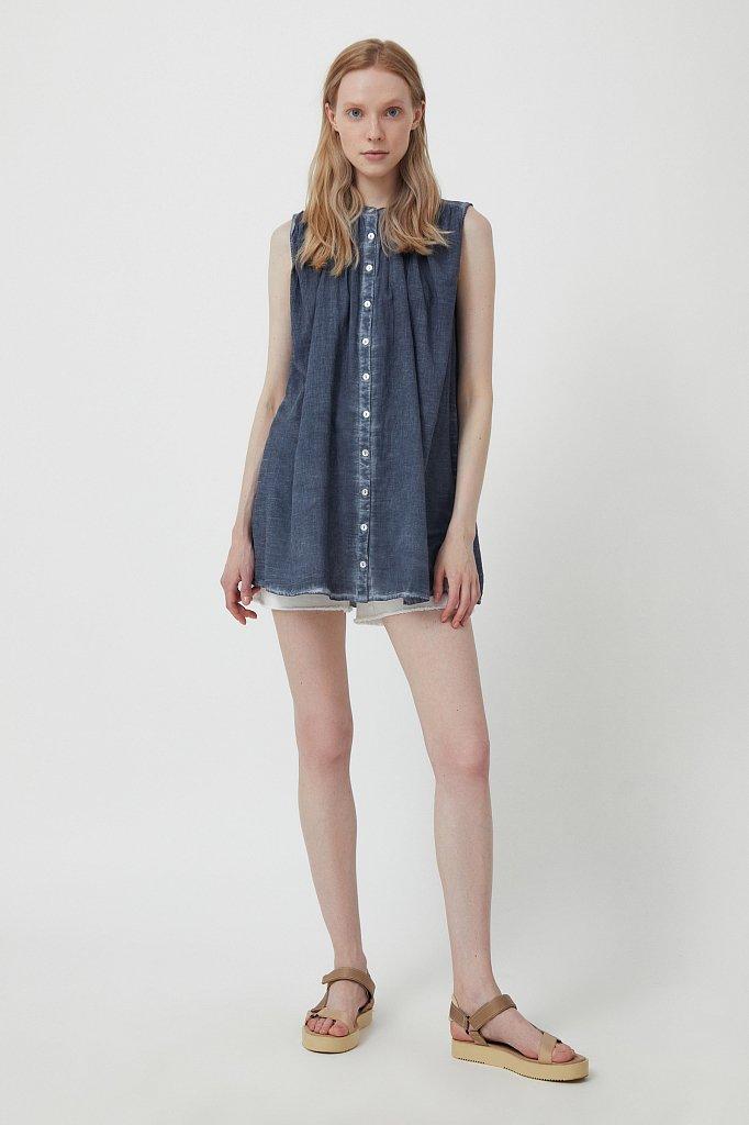 Блузка женская, Модель S21-14091, Фото №3