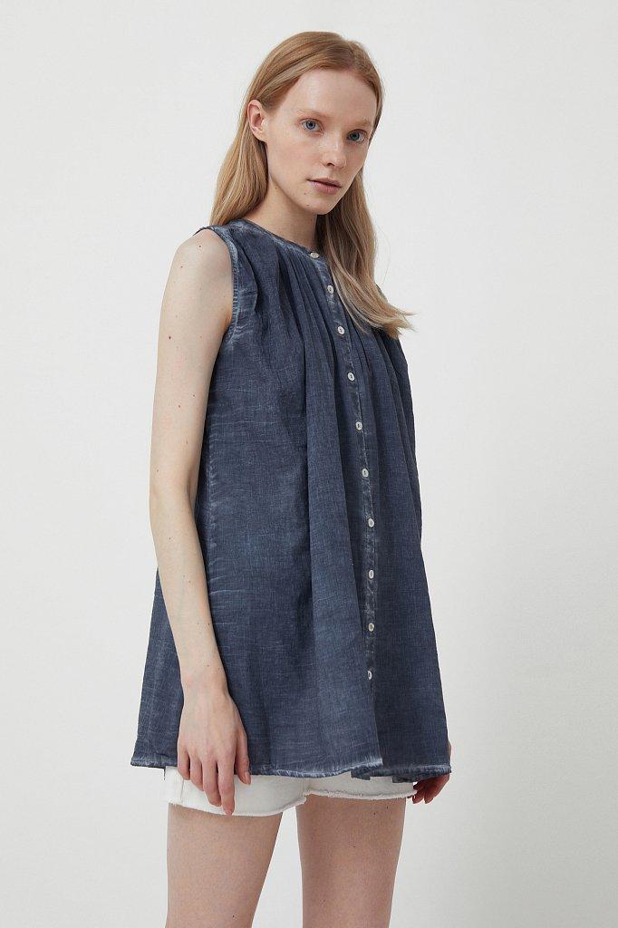 Блузка женская, Модель S21-14091, Фото №4
