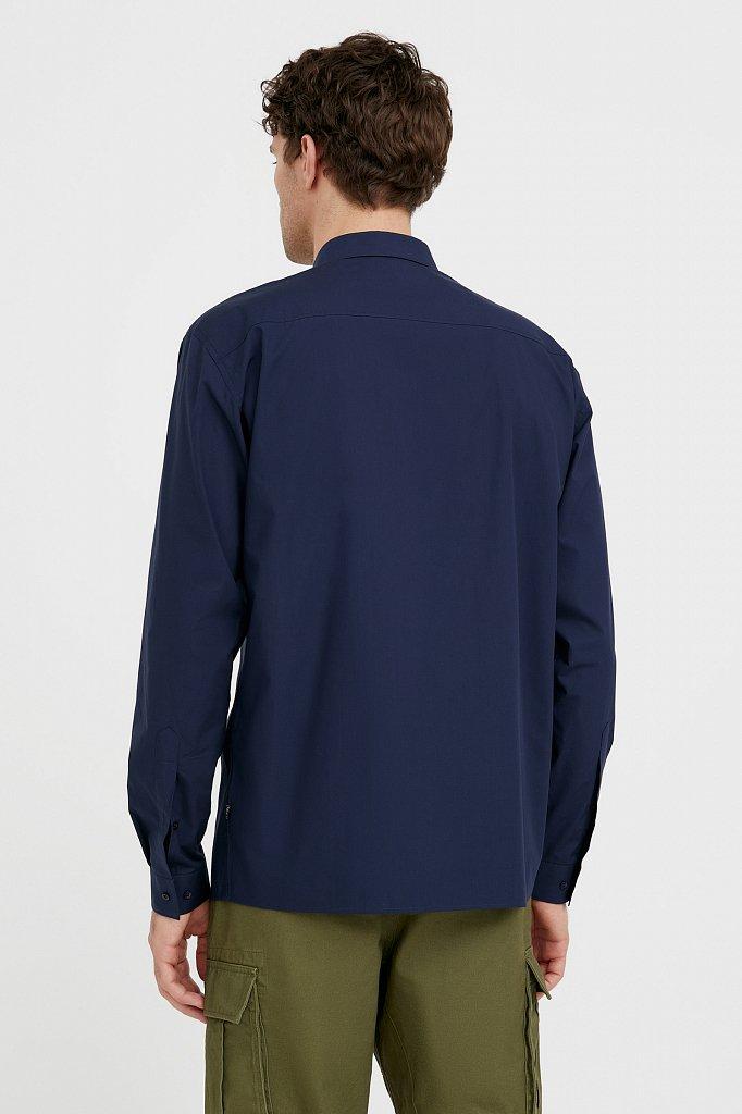 Рубашка мужская, Модель S21-21005, Фото №4