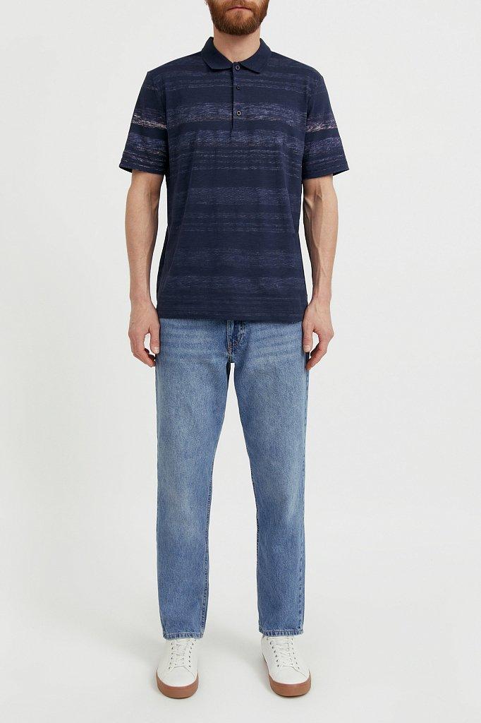Поло мужское, Модель S21-22027, Фото №2