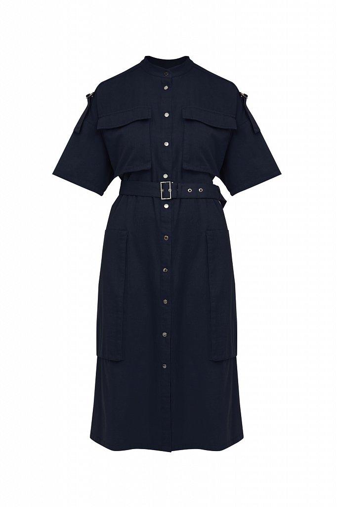 Платье женское, Модель S21-32043, Фото №7