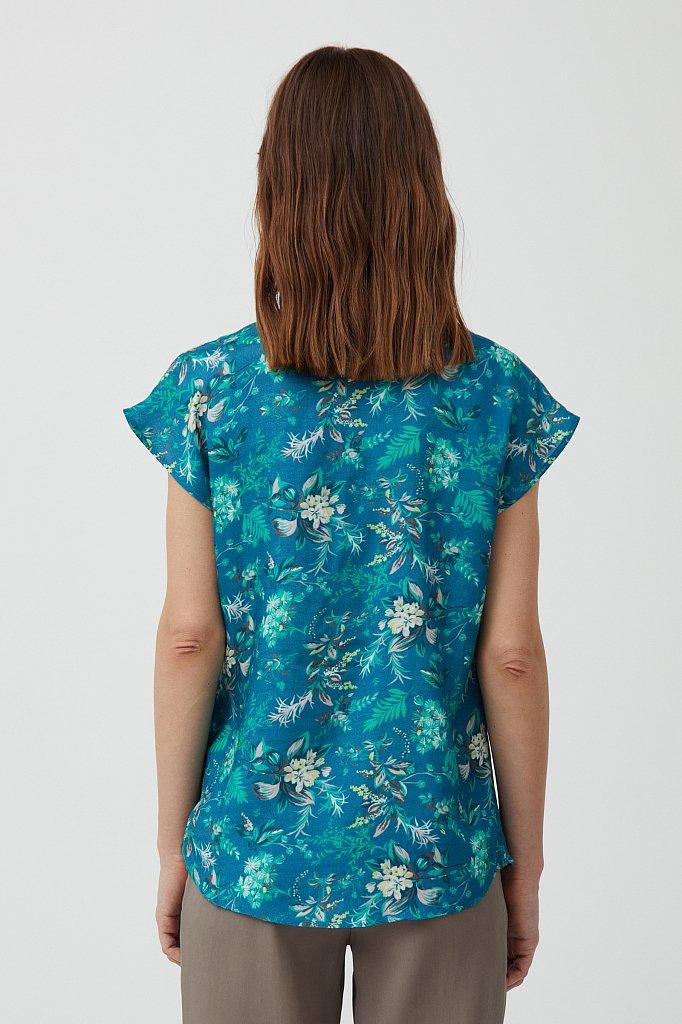 Блузка женская, Модель S21-12009, Фото №4