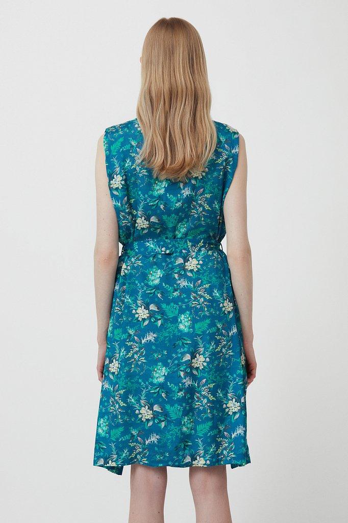 Платье женское, Модель S21-12011, Фото №4