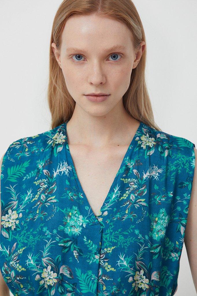 Платье женское, Модель S21-12011, Фото №6