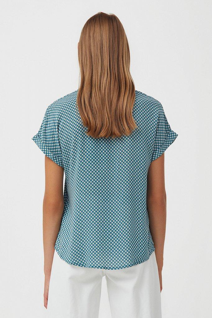 Блузка женская, Модель S21-14084, Фото №4
