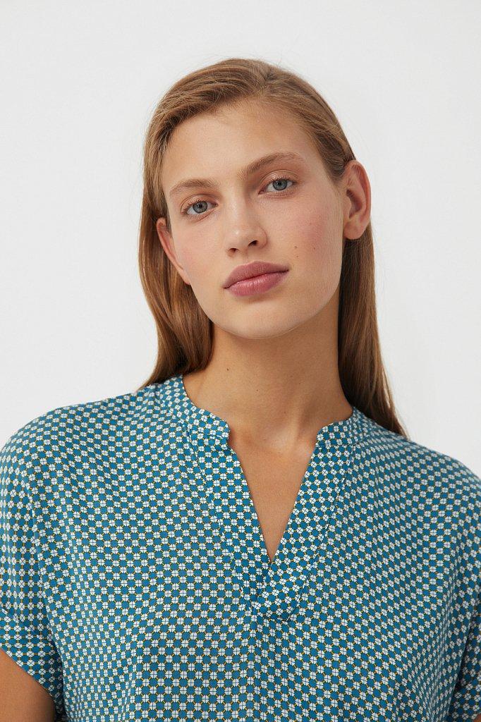 Блузка женская, Модель S21-14084, Фото №6