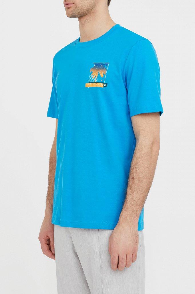 Футболка мужская, Модель S21-24010, Фото №3
