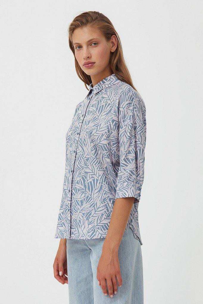 Блузка женская, Модель S21-14081, Фото №3