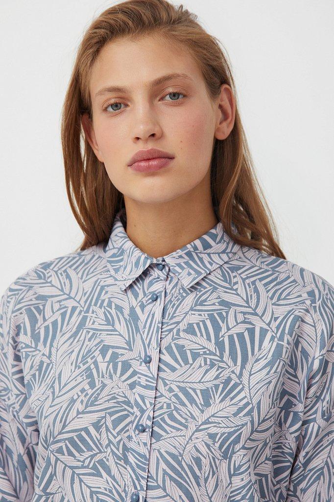 Блузка женская, Модель S21-14081, Фото №6