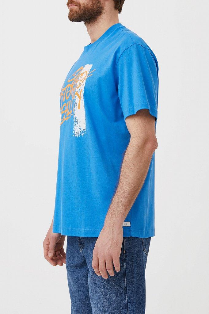 Футболка мужская, Модель S21-42015, Фото №3